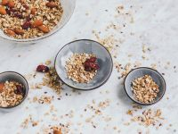 Leckeres Basic-Rezept für Granola