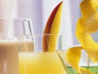 Batida de Mango Rezept