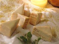 Baumkuchen-Ecken Rezept
