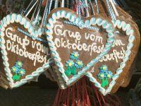 Bayerische Lebkuchenherzen Rezept