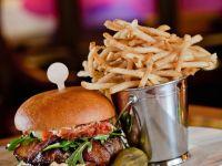 Beef Burger mit Ziegenkäse Rezept