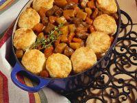 Beef Pot Pie Rezept