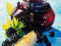 Beeren-Apfel-Konfitüre Rezept