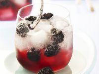 Beeren-Apfelbowle Rezept