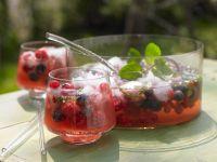 Beeren-Bowle Rezept