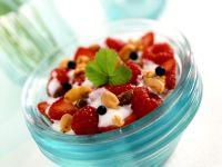 Beeren-Joghurtmüsli Rezept