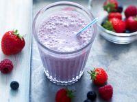 Beeren-Milchshake Rezept