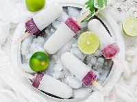 Beereneis mit Joghurt Rezept