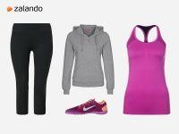 Gewinnen Sie ein Fitness-Outfit für Damen von Zalando! (bereits beendet)