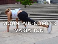 Mountain Climber Variation