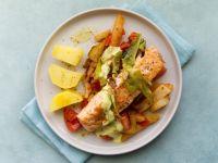 Nachhaltig kochen mit Bio-Lachs