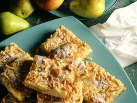 Birnen-Apfel-Kuchen Rezept