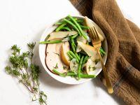 Birnen, Bohnen und Kassler – smarter Rezept