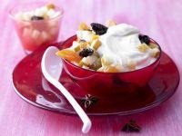 Birnen-Fruchtsalat Rezept