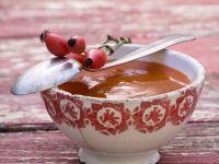 Birnen-Hagebutten-Creme Rezept
