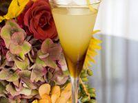 Birnen-Martini mit Ingwer Rezept