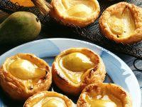 Birnen-Tartelettes Rezept