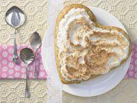 Birnen-Vanille-Herz Rezept