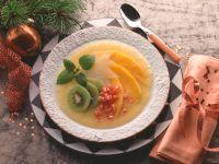 Birnenmus mit exotischen Früchten Rezept