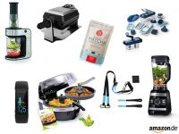 Black Week: Die besten Angebote für Küche, Haushalt & Sport