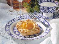 Blätterteig-Aprikosen-Taschen Rezept