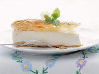 Blätterteig-Käsekuchen Rezept