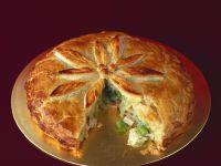 Blätterteig-Puten-Pie Rezept