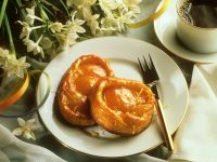 Blätterteigküchlein mit Aprikose Rezept