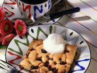Blaubeer-Blechkuchen Rezept