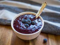 Blaubeer-Chia-Marmelade mit Vanille Rezept