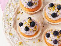 Blaubeer-Cupcakes Rezept
