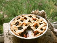 Blaubeer-Nektarinen-Kuchen Rezept