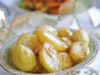 Blechkartoffeln Rezept