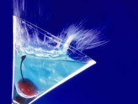 Blue Curacao-Drink Rezept