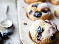 Blueberry-Muffins Rezept