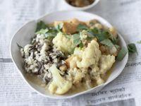 Blumenkohl-Süßkartoffel-Curry Rezept