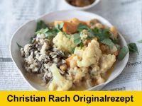 Blumenkohl-Süßkartoffel-Curry