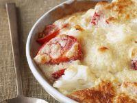 Blumenkohl-Tomaten-Gratin Rezept
