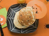 Halloween-Pancakes Rezept