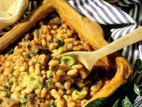 Bohnen-Casserole auf französische Art Rezept