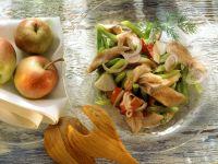 Bohnen-Matjessalat Rezept