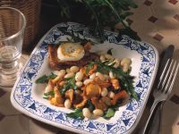 Bohnen-Pilz-Gemüse Rezept