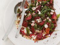 Bohnen-Rote Bete-Salat Rezept