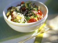 Bohnen-Tomatensalat Rezept