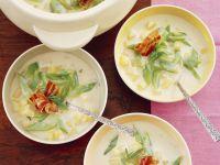Bohnensuppe mit Speck nach rheinländischer Art Rezept