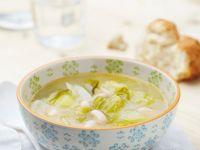 Bohnensuppe mit Speck und Kartoffeln Rezept
