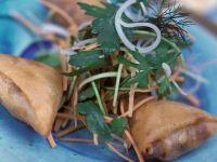 Boureks mit Hähnchenfüllung Rezept