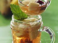 Bowle aus Apfelwein Rezept