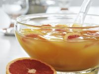 Bowle mit Zitrusfrüchten Rezept