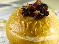 Bratapfel mit Füllung Rezept
